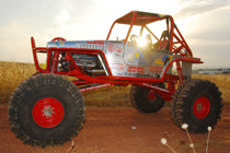 We can help you to build the world's greatest off-road racer...