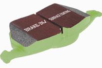 EBC Brakes - Green Stuff brake pads