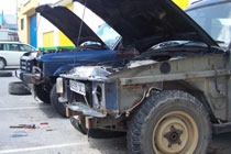 <p>We are always breaking at least 10 vehicles.  All quality second hand spares are available.</p>
