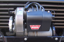 We can fit the most suitable winch and winch bumper for your specific use.